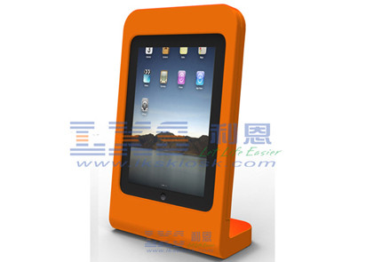 Shopping Mall Interactive Information Kiosk Merchandise Promotion 10 Inch Multi-touch Screen